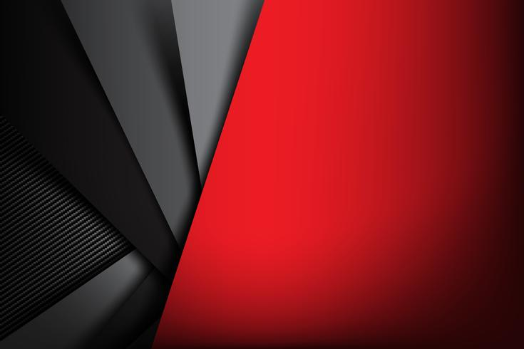 Abstracte donkere achtergrond met de textuur vectorillustratie eps10 033 van de koolstofvezel vector