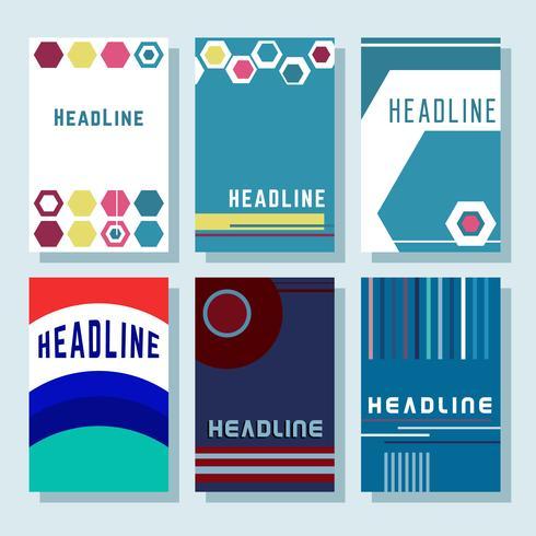 brochures13 vector