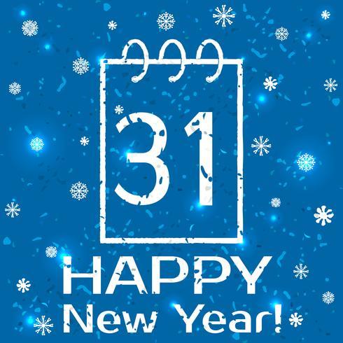 Nieuwjaar vector