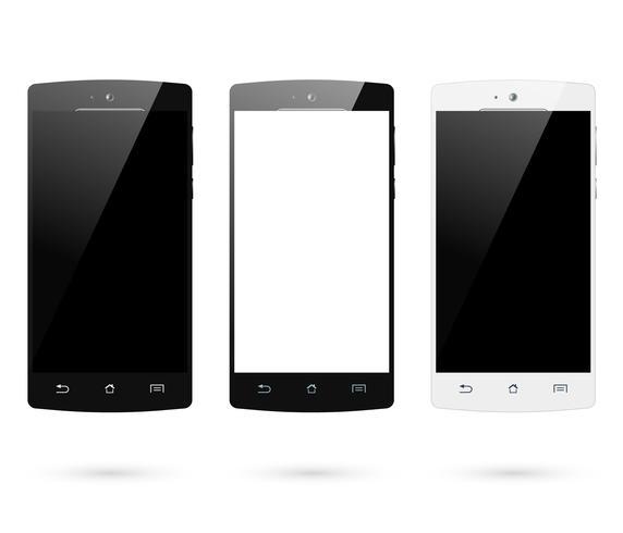 Mobiele telefoon vector