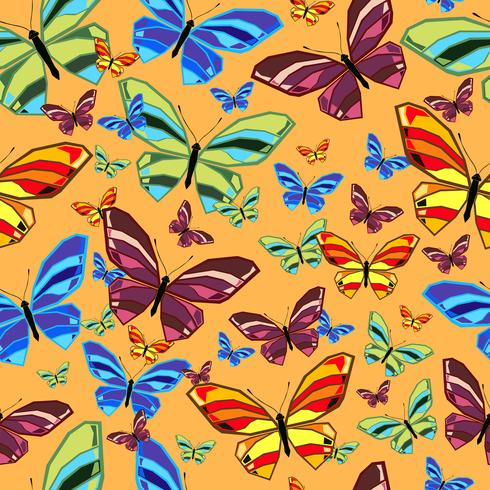 butterfly2 vector