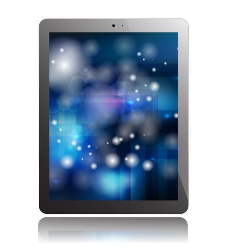 Sjabloon voor tablets vector