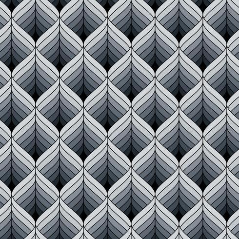 Geometrische gestreepte naadloze achtergrond. vector
