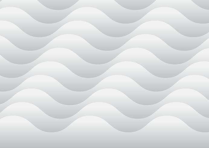 Abstracte golvenachtergrond vector