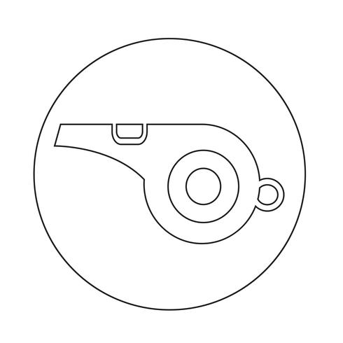 fluit pictogram vector