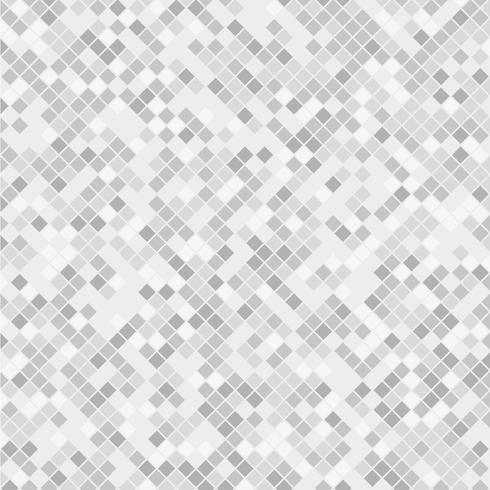Vierkante mozaïekachtergrond vector