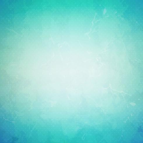Blauwe grungeachtergrond vector