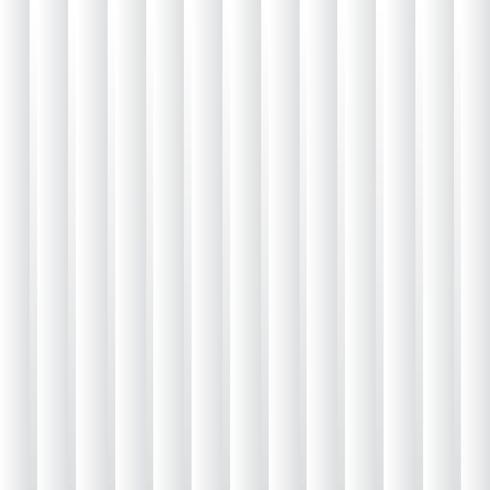Abstracte witte gradiënt gestreepte achtergrond vector