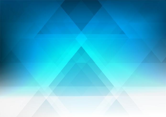 Blauwe geometrische de illustratie grafische abstracte achtergrond van de stijlgradiënt. Vector geometrisch ontwerp als achtergrond voor uw zaken