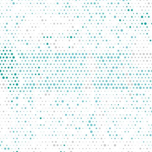 Multi gekleurde vector geometrische cirkel abstracte achtergrond. Gestippelde textuurmalplaatje. Geometrisch patroon in halftone stijl