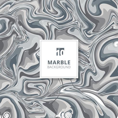 Abstracte grijze aquarel vlekken. Marmeren achtergrondstructuur. vector