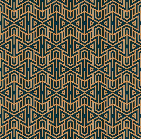 Vector naadloos patroon. Moderne stijlvolle abstracte textuur. Herhaling