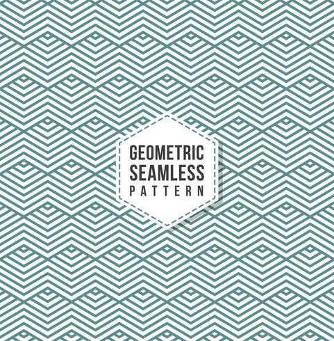 Vector naadloos patroon. Moderne stijlvolle geometrische textuur.