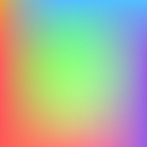 Abstract vervagen gradiënt achtergrond met trend roze, paars, violet, groen en blauw kleuren voor verwaardigde concepten, wallpapers, web, presentaties en afdrukken. Vector illustratie.