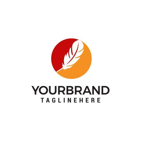 veer logo ontwerp concept sjabloon vector