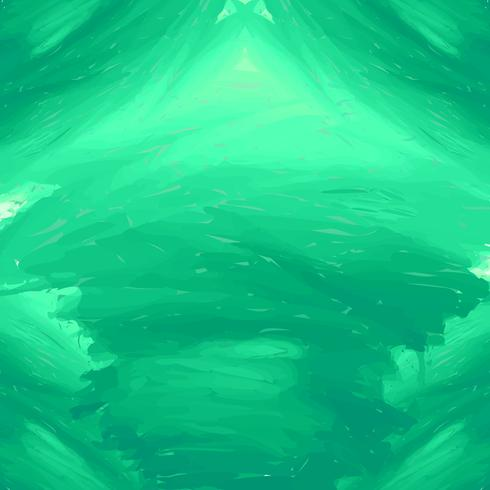 groen water kleur achtergrond vector