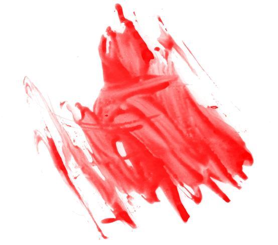 Splatter water kleur textuur vector