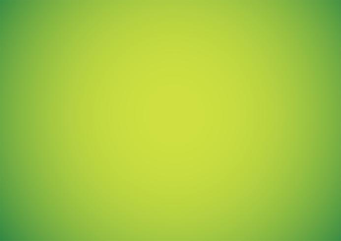 Groene gradiënt abstracte achtergrond vector
