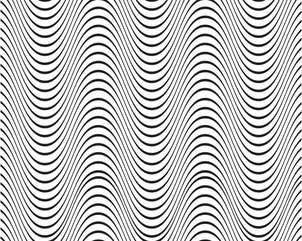 Golflijn abstrack achtergrondvectoren vector