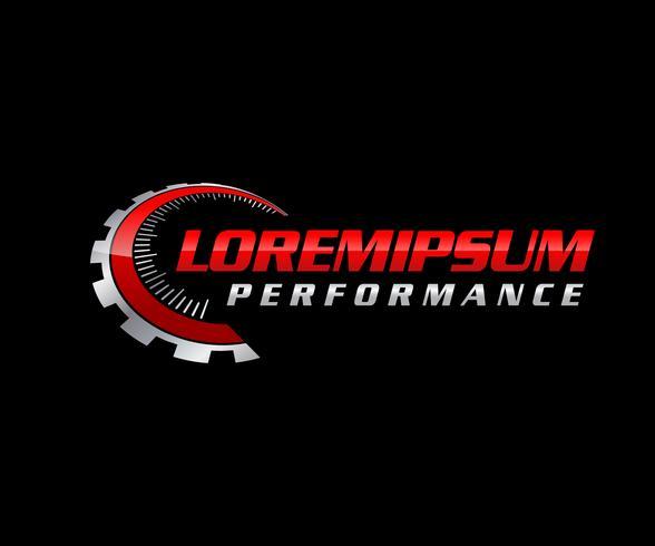 Auto Performance-logo vector