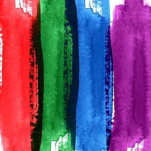 water kleur vlek achtergrondstructuur vector