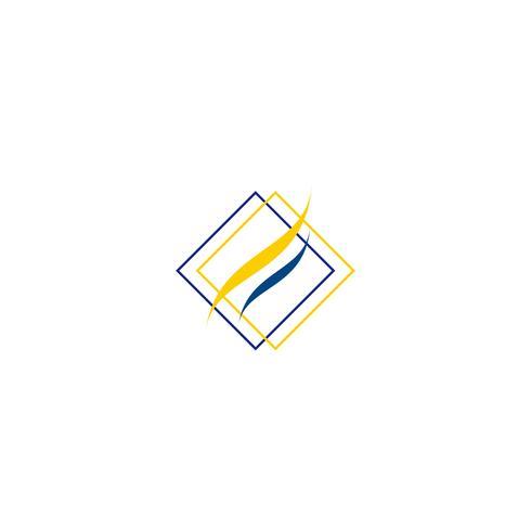 abstracte natuur cosmetische logo sjabloon vector illustratie pictogram element