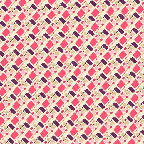 Naadloze geometrische patroon abstract vector