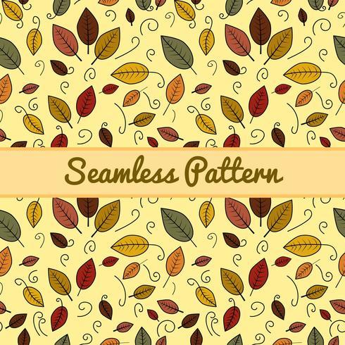 Naadloos patroon met decoratief element en modern design vector
