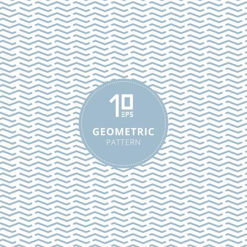 Geometrische golf, golvende, pastelkleur de abstracte achtergrond van de chevronpatroon. vector