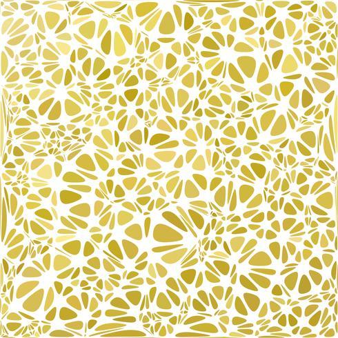 Gele moderne stijl, creatieve ontwerpsjablonen vector