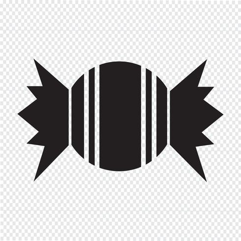 snoep pictogram symbool teken vector