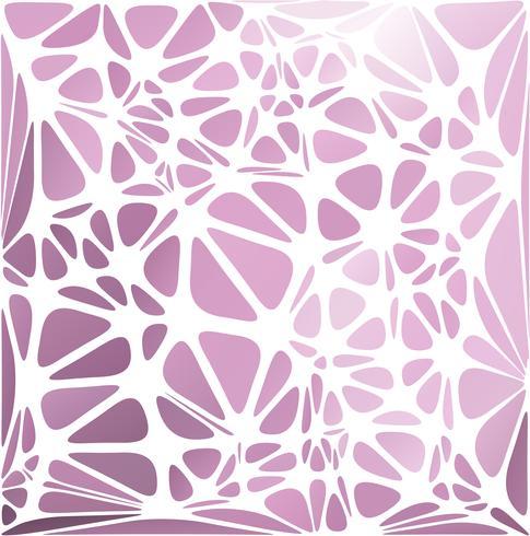 Paarse moderne stijl, creatieve ontwerpsjablonen vector