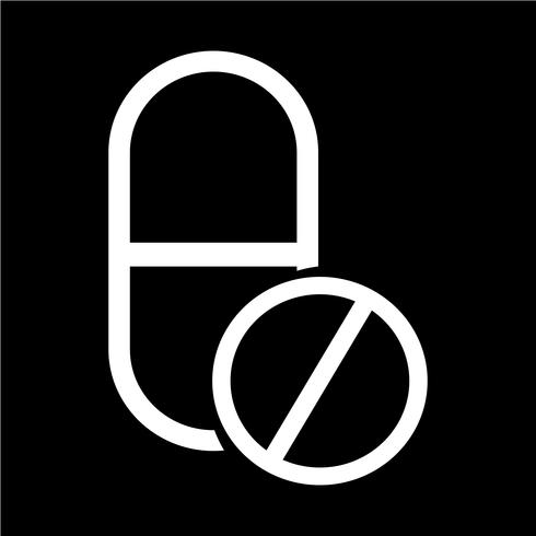 geneeskunde pictogram symbool teken vector