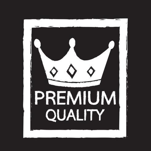 Premiumkwaliteitspictogram vector