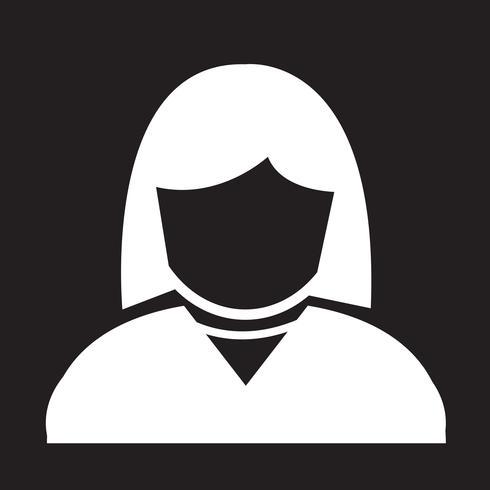 mensen gebruikerspictogram vector