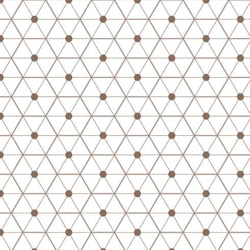 geometrische patroon achtergrond vector