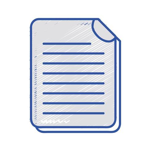 bedrijfsdocumentinformatie voor bedrijfsinformatie vector