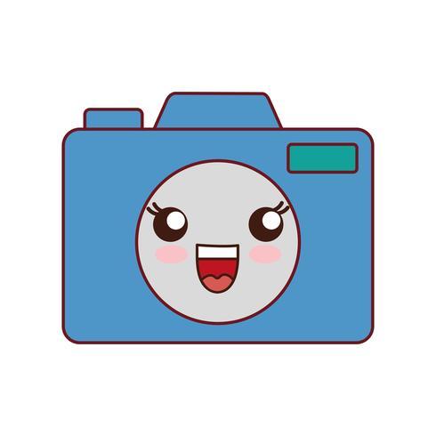 camera pictogramafbeelding vector