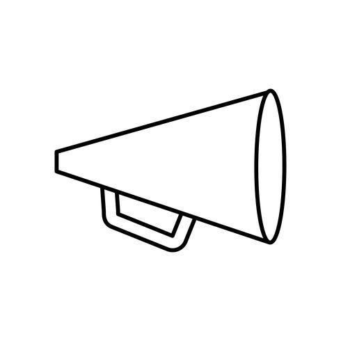 luidspreker pictogramafbeelding vector