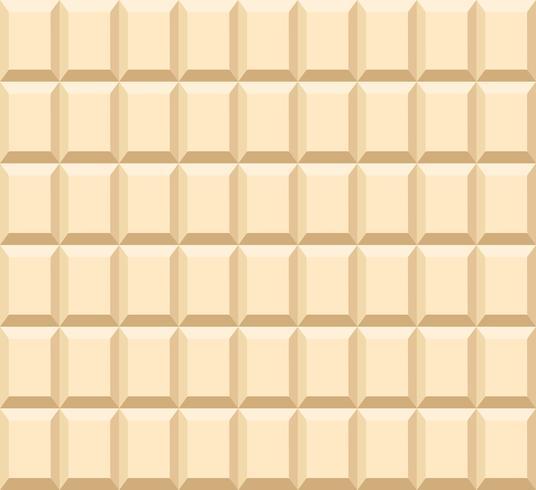 Naadloos patroon van de achtergrond van de melkroombar - Vectorillustratie vector