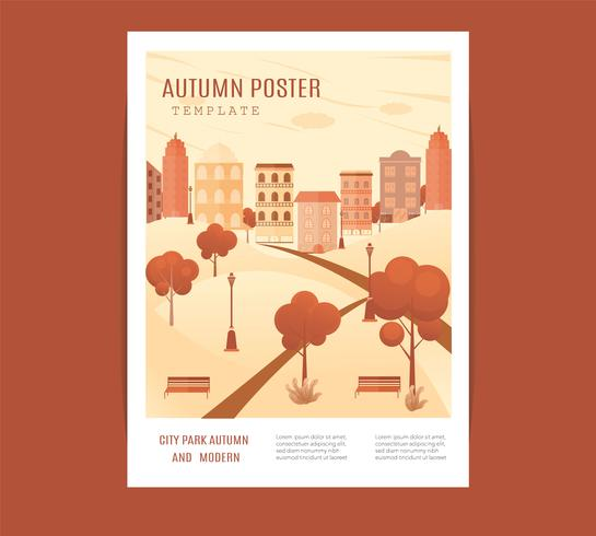 medio herfst festival poster. vector