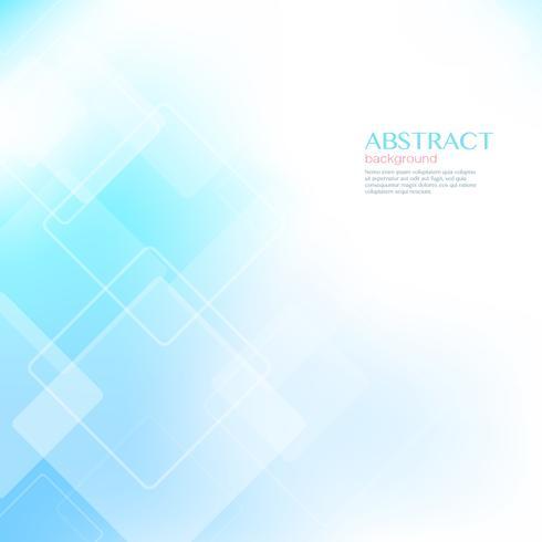 Geometrische abstracte achtergrond met ruitvormen. vector