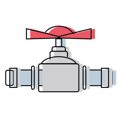 loodgieterswerk reparatie apparatuur bouw vector