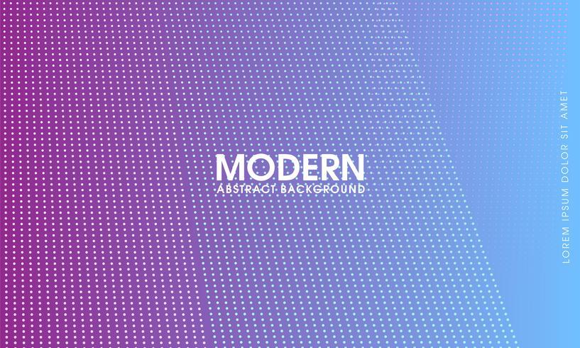 Moderne gekleurde abstracte, vectorillustratie. vector