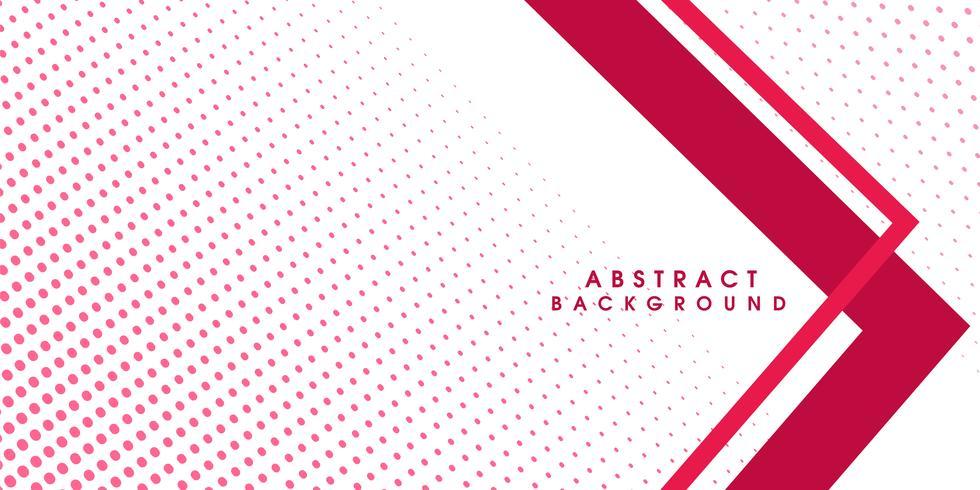Witte kleurrijke achtergrond met ontworpen elegante abstractie. vector