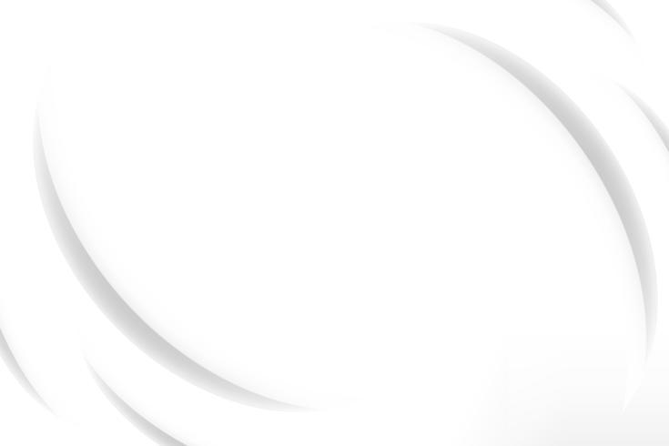 Grijze kleur en witte kleur achtergrond abstract vector