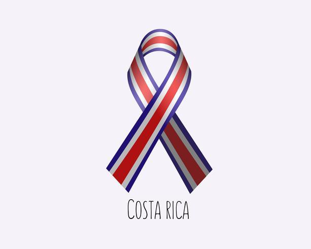 Rouw Costa Rica vector