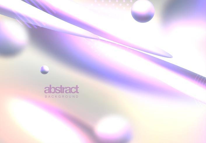 Kleurrijke abstracte dekking vector