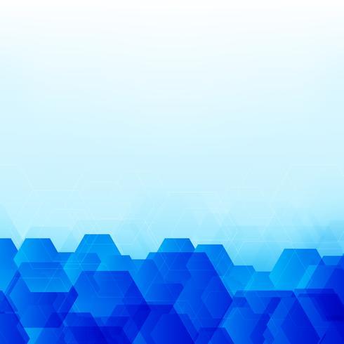 Geometrische achtergrond abstract vector