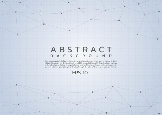 Abstracte moderne lijn als achtergrond vector